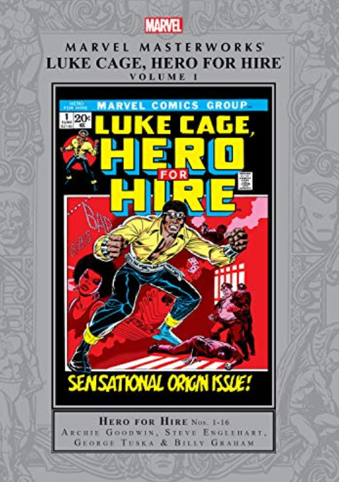Luke Cage, Hero for Hire