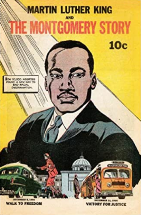 Martin Luther King & the Montgomery Story, by Alfred Hassler
