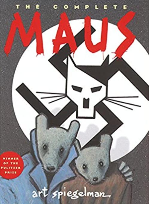 Maus, by Art Spiegelman